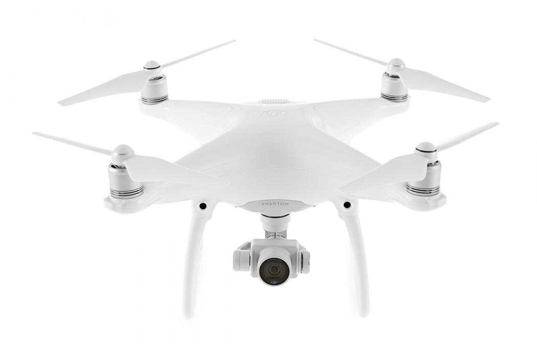 High and mighty: DJI Phantom 4 review