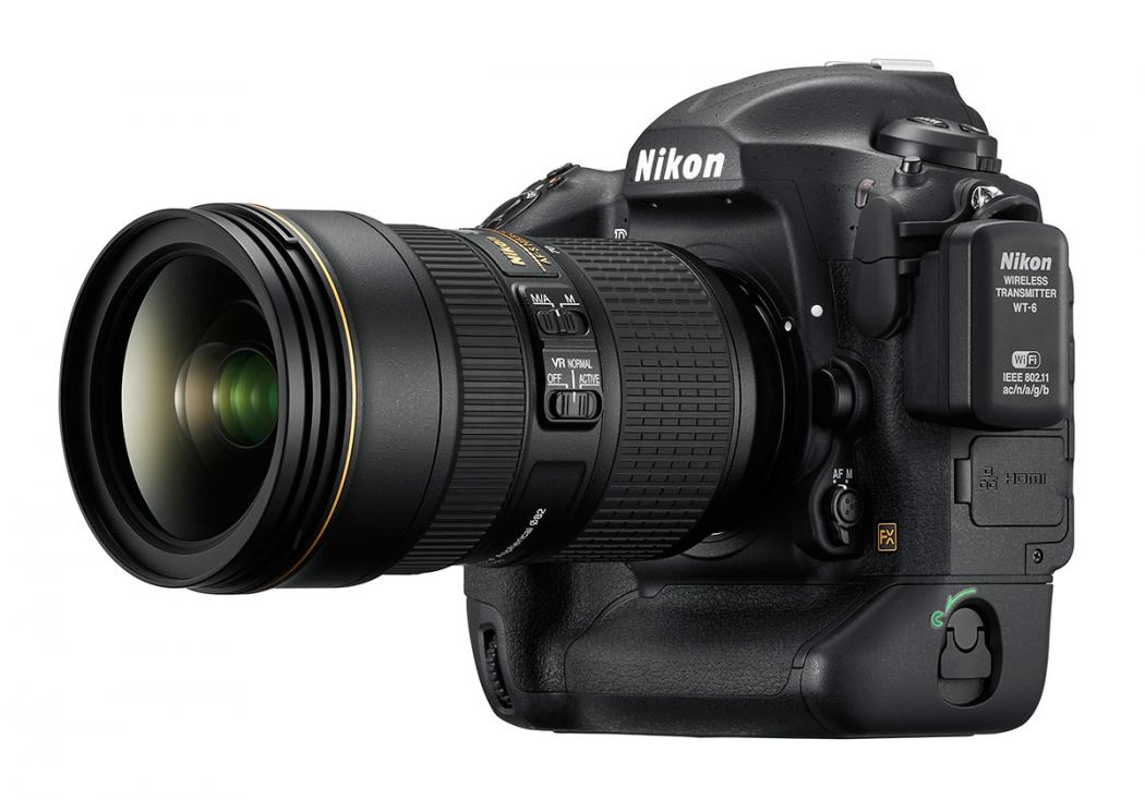 Review: Nikon D5 camera pros and cons