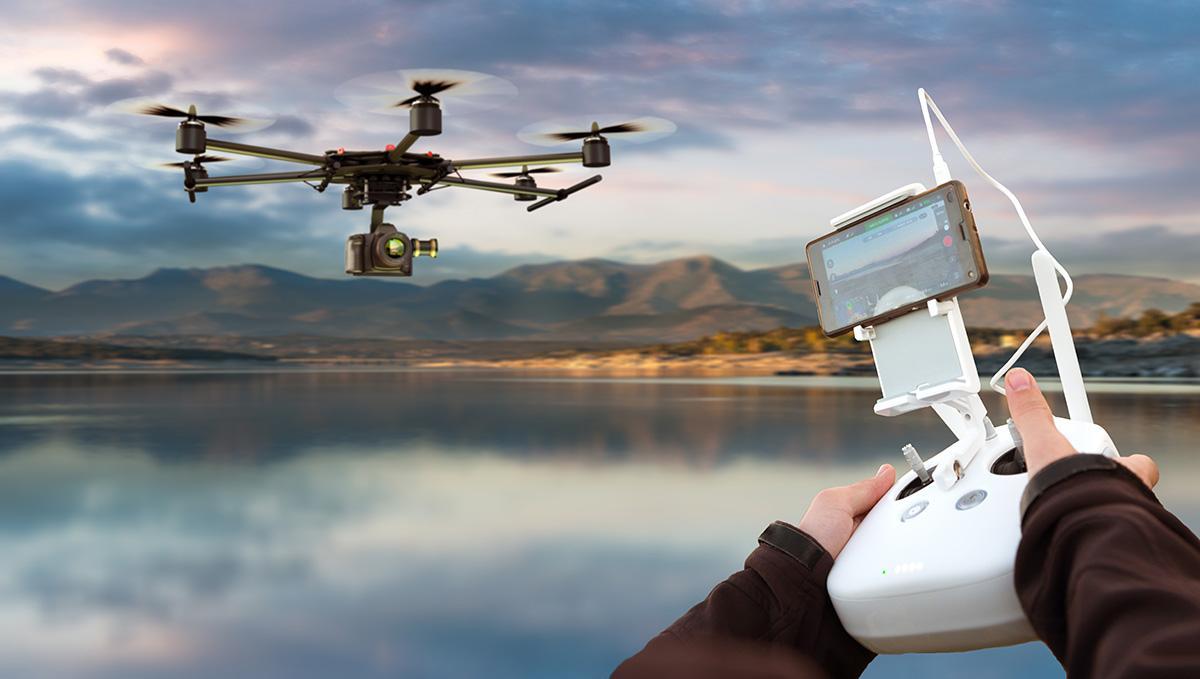 Accidents happen: Insure your drone