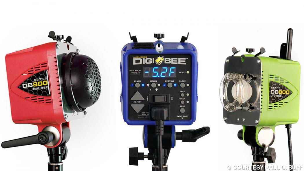 New Bees: AlienBees DigiBee DB400 and DB800