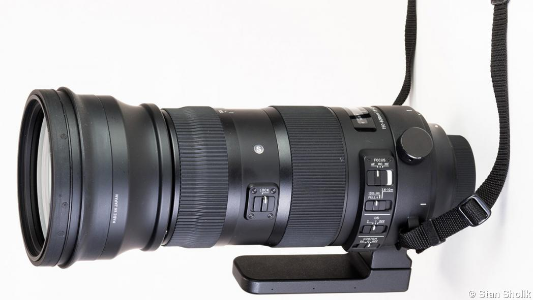 Product review: Sigma Sport camera lens is super glass