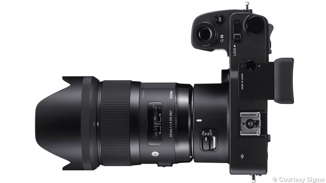 Sigma sd Quattro H delivers high image quality