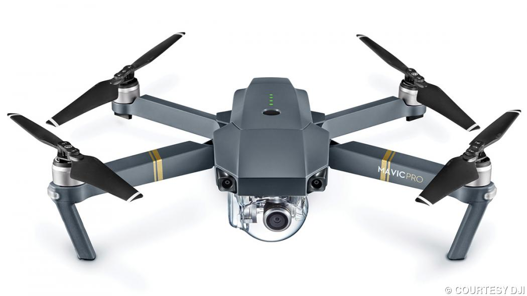 New product review: DJI Mavic Pro