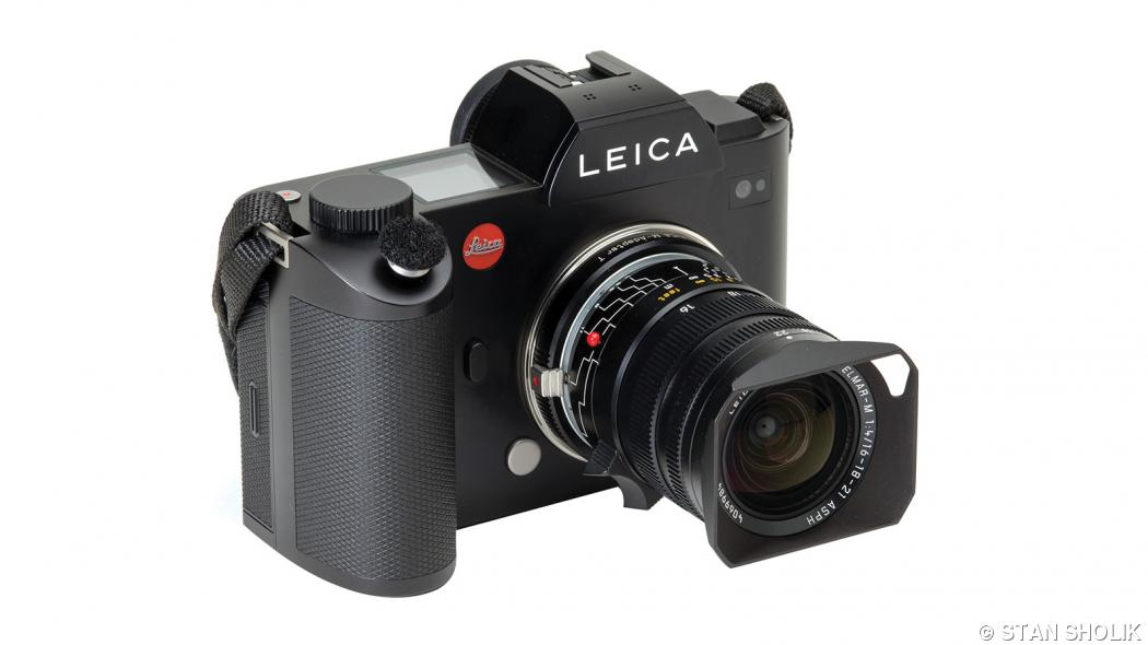 Camera review: With its SL, Leica has thought of everything