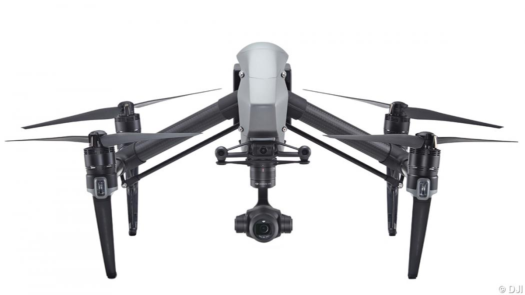 Product review: DJI's Inspire 2 drone
