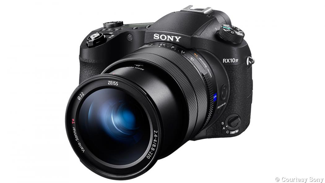 First Look: Sony RX10 IV