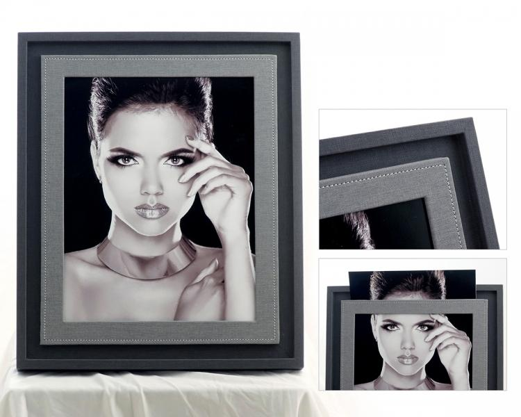 Midwest Photographic Dimensional Fabric Frame