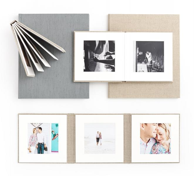 RedTree Matted Folios and Albums