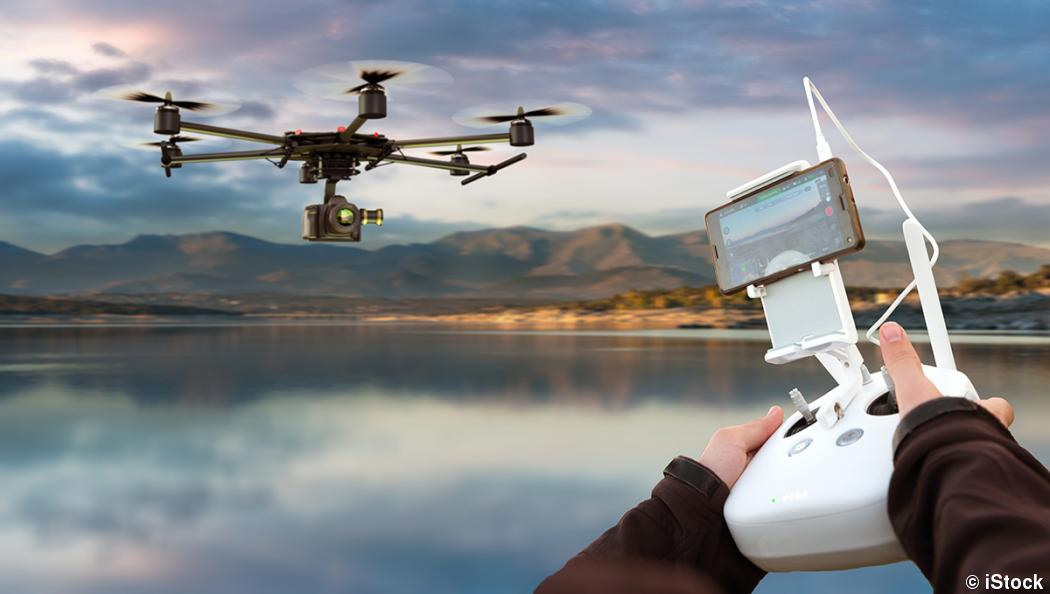 Accidents happen: Insure your drone