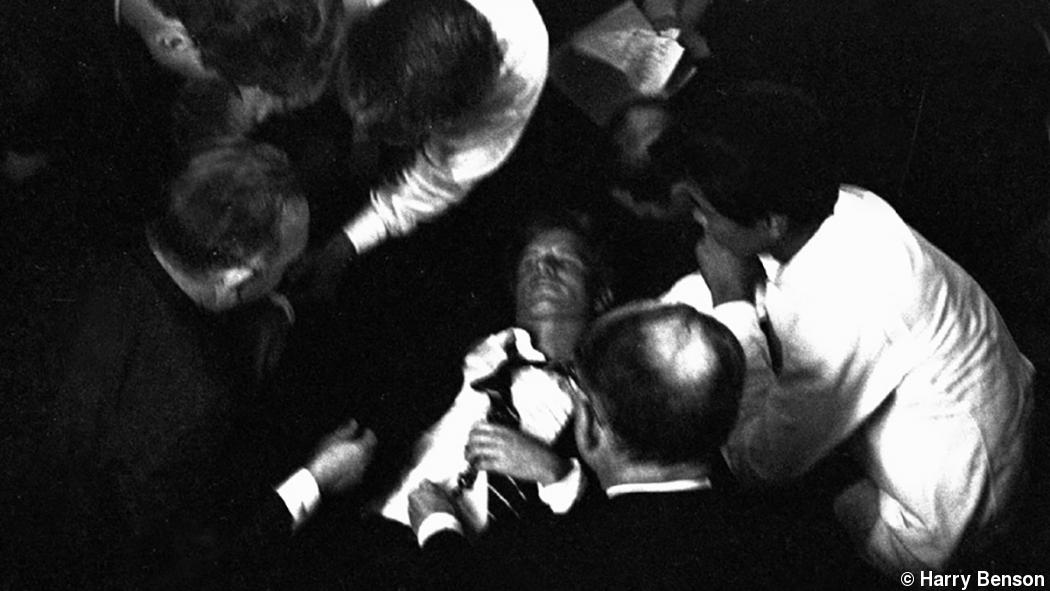 Witness to history: Harry Benson's Bobby Kennedy assassination images