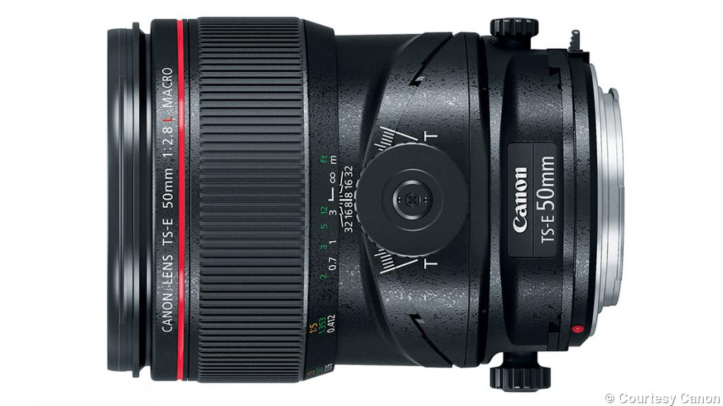 Review: Canon TS-E 50mm f/2.8L Macro lens