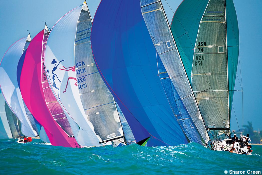 Dream job: Sailing race photographer
