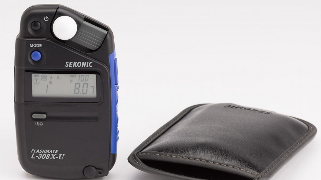 Product review: Sekonic Flashmate L-308X-U light meter