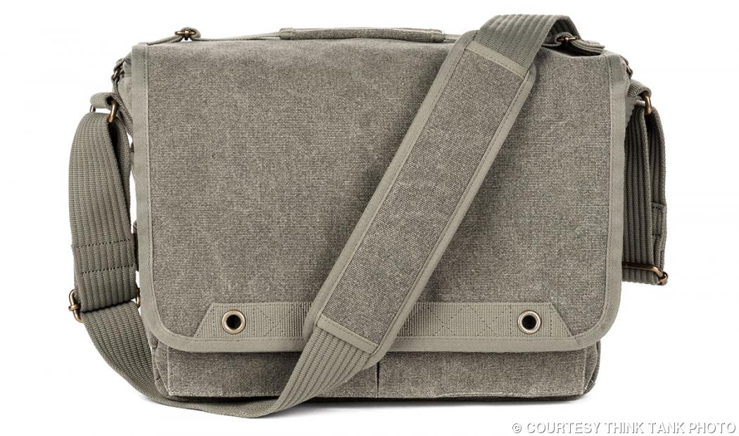 Review: Think Tank updates its Retro bag