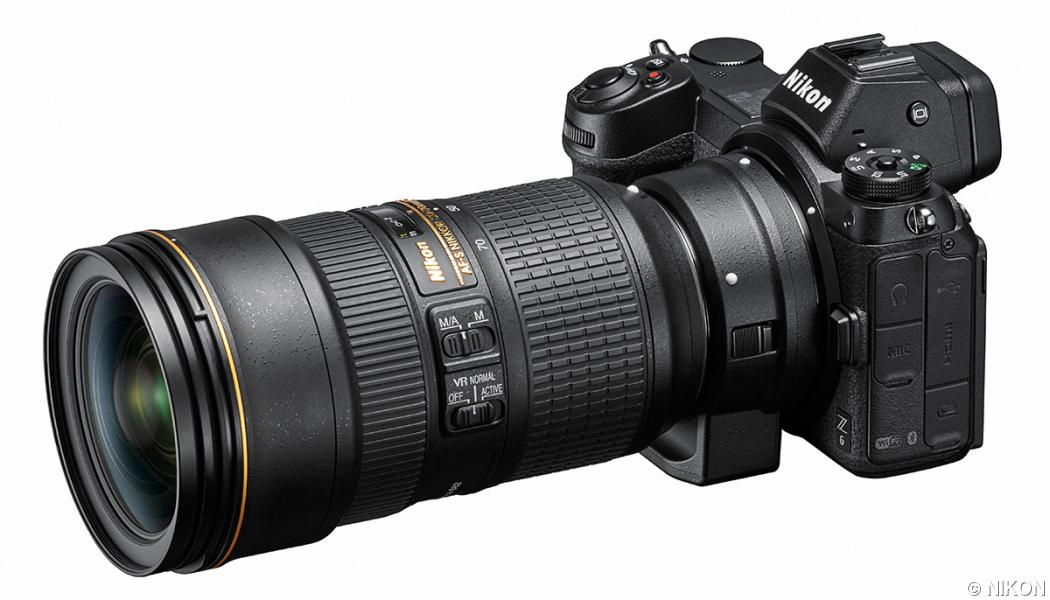 First look: Nikon Z 6 and Nikkor Z series 50mm lens