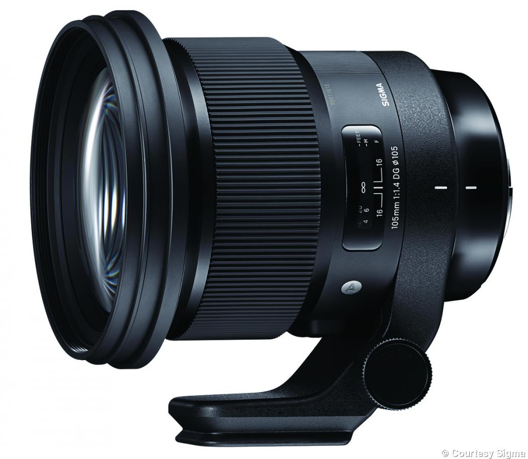 Review: Sigma 105mm F1.4 DG HSM Art Lens