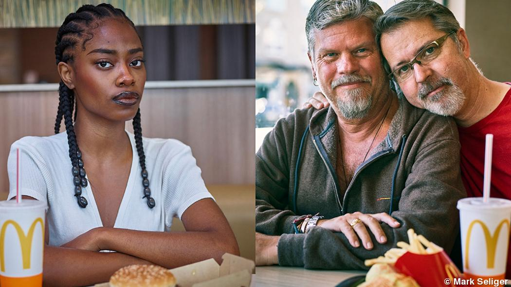 Mark Seliger heads up McDonald's portrait project