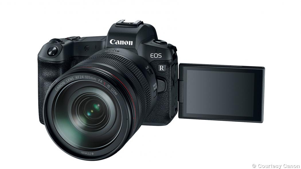 Review: Canon EOS R mirrorless camera