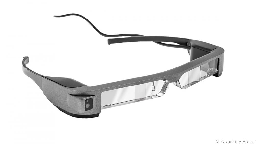 Product review: Epson Moverio BT-300 Smart Glasses