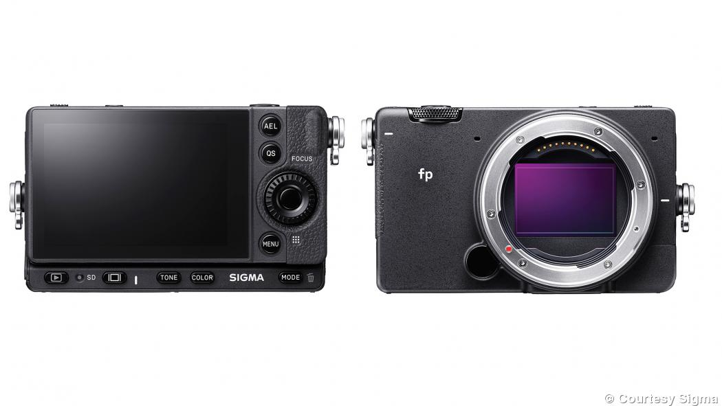 World's smallest full-frame mirrorless camera: Sigma FP