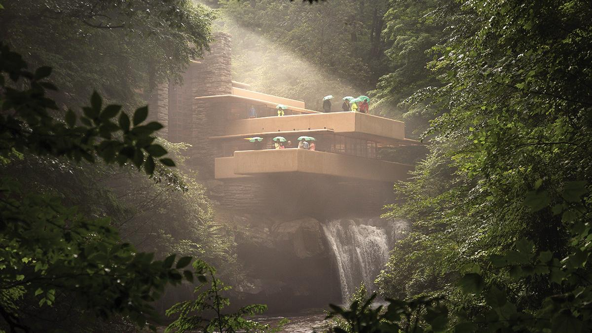 Ode To Frank Lloyd Wright S Organic Architecture Professional Photographer Magazine