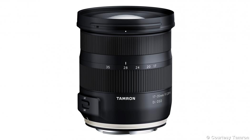 Product review: Tamron 17-35mm f/2.8-4 Di OSD