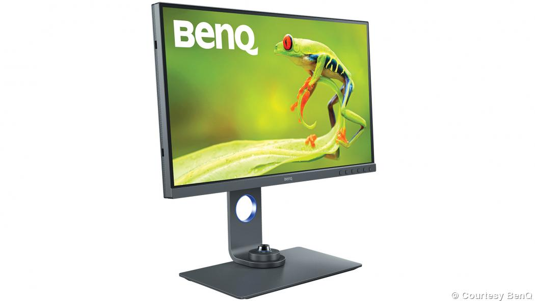 Product review: BenQ SW270C Monitor