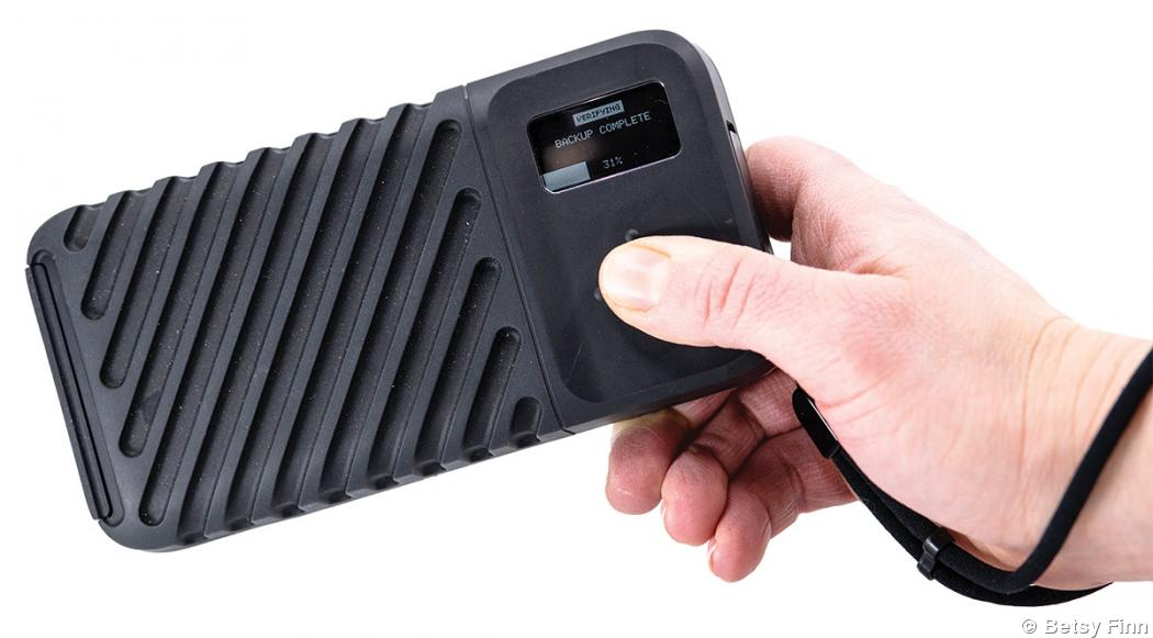 Product review: Gnarbox Portable Drive
