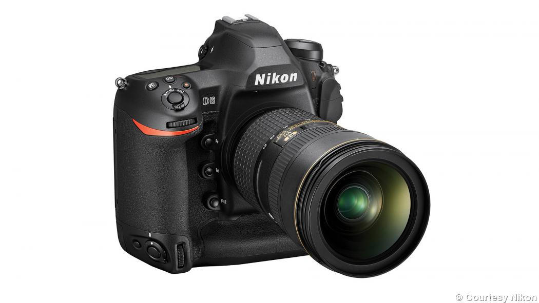 Product Highlight: Nikon D6