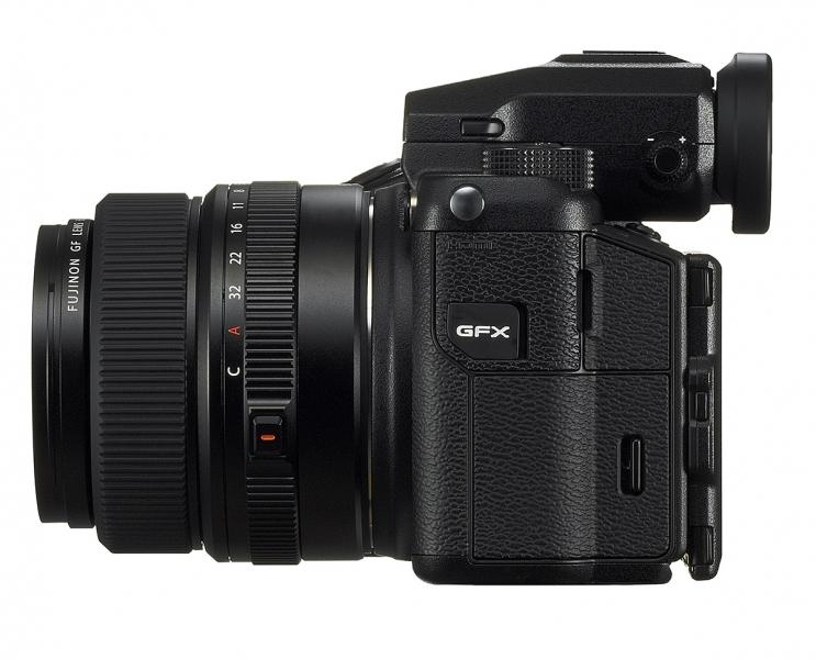GFX Mirrorless Camera System