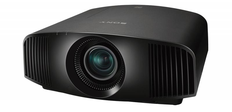 High-end: Sony VPL-VW285ES 4K SXRD Projector