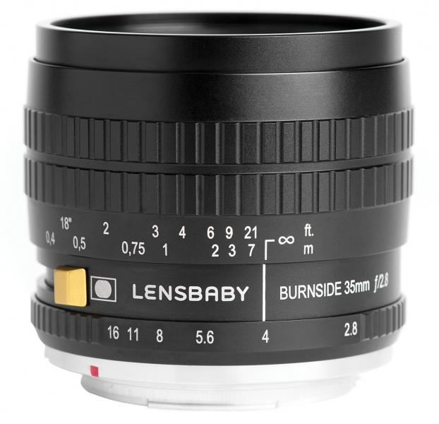 LENSBABY BURNSIDE 35