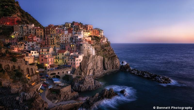 Cinqueterre Sunset