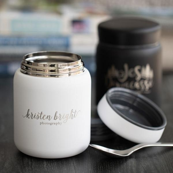PhotoFlashDrive Essen Insulated Food Container