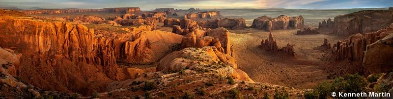 Sacred Lands of the Navajo