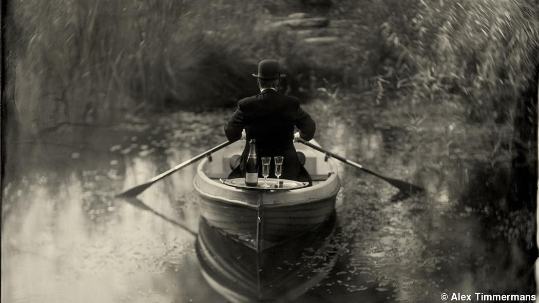 Alex Timmermans' journey into wet plate collodion photography