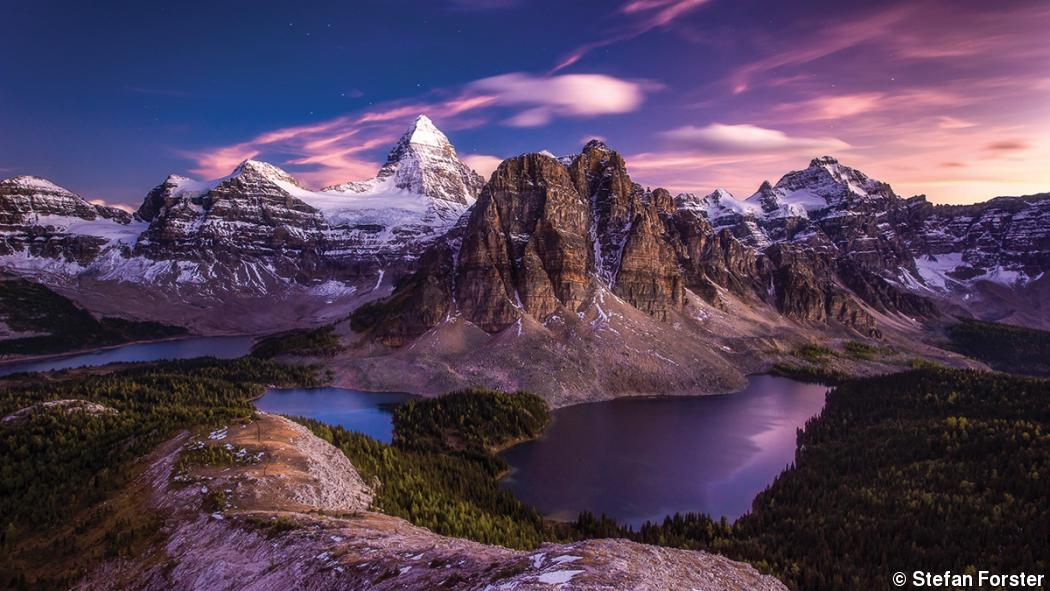 Stefan Forster's relentless landscape photography quest