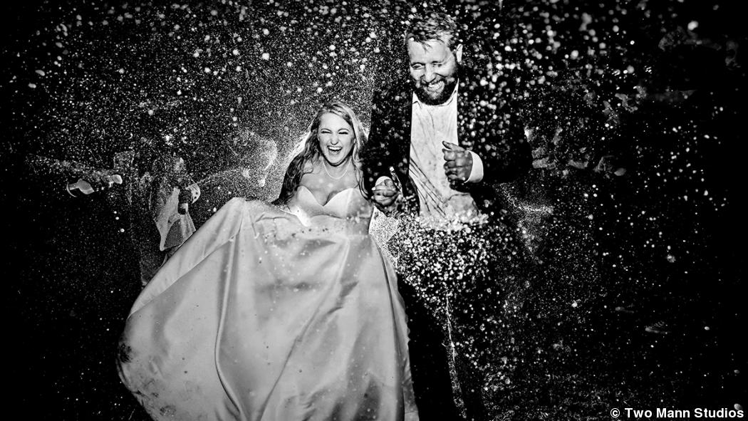Unscripted wedding moments by Two Mann Studios